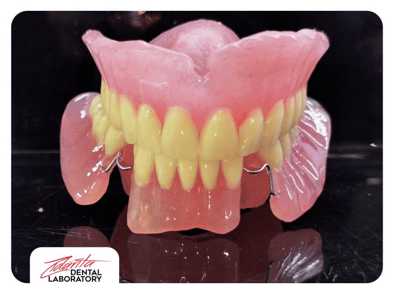 Proteze acrilice, mandibulară și maxilară